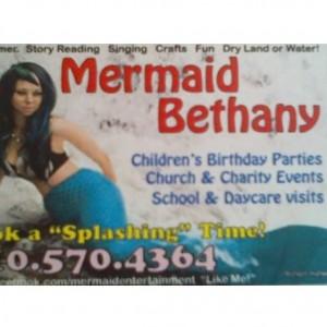 Mermaid Bethany
