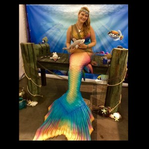 Mermaid Bridgette - Educational Entertainment in Sarasota, Florida