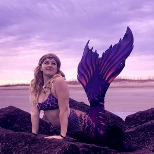 Mermaid Sagittaria - Mermaid Entertainment / Princess Party in Savannah, Georgia