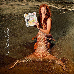 Mermaid Ginger's Aquatic Adventures - Mermaid Entertainment / Arts & Crafts Party in Huntington Beach, California
