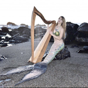 Mermaid Janessa - Mermaid Entertainment / Harpist in Windsor, California