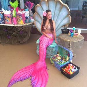 Mermaid Jules - Mermaid Entertainment / Costumed Character in Fort Lauderdale, Florida