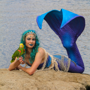 Mermaid Kassandra - Mermaid Entertainment / Costumed Character in Phoenix, Arizona