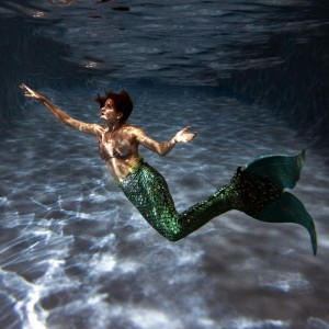 Mermaid Kelly - Mermaid Entertainment in Chicago, Illinois