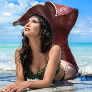 Mermaid Kini - Princess Party in Winter Park, Florida