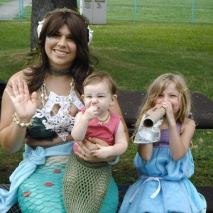 Mermaid Saren - Mermaid Entertainment / Children's Party Entertainment in Pensacola, Florida