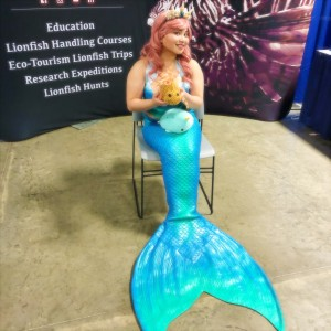 Mermaid Siryna - Mermaid Entertainment in Denton, Texas