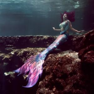 Mermaid Tsukiko - Mermaid Entertainment / Costumed Character in Orlando, Florida