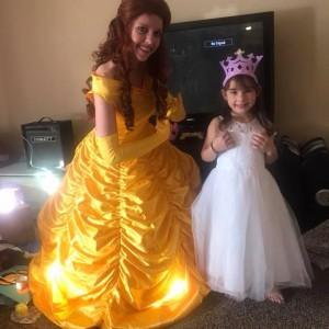 Mermaid and Princess Parties - Princess Party in Salt Lake City, Utah