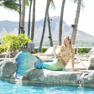 Mermaids of Hawaii - Mermaid Entertainment in Honolulu, Hawaii