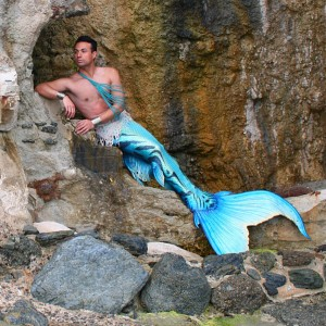 Merman Jax - Mermaid Entertainment / Costumed Character in Los Angeles, California