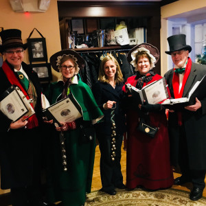 Merry Christmas Carolers - Christmas Carolers in Mansfield, Massachusetts