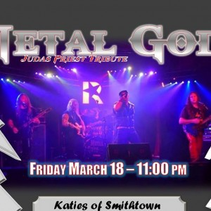 Metal Gods Judas Priest Tribute - Sound-Alike in Brentwood, New York