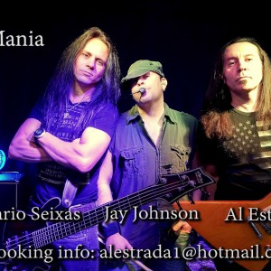Metal Mania - Cover Band / College Entertainment in Diamond Bar, California