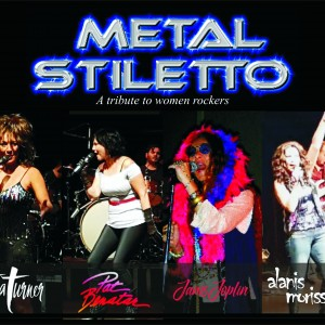 Metal Stiletto - Tribute Band / Janis Joplin Tribute in Vancouver, British Columbia