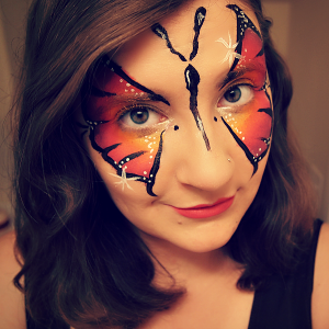 Metamorphosis Face Painting - Face Painter in Vancouver, Washington