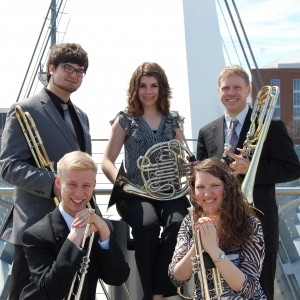 Metro Brass Quintet - Brass Band in Des Moines, Iowa