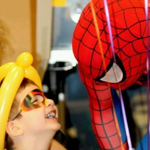 Metro Mascots - Costumed Character / Superhero Party in Washington, District Of Columbia