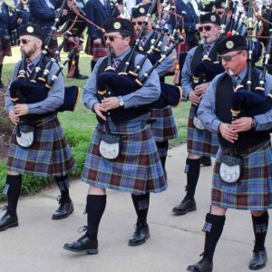 Metroplex United Pipe Band - Celtic Music in Dallas, Texas