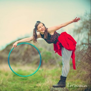 Mezzi Rising - Circus Entertainment / Hoop Dancer in Victoria, British Columbia