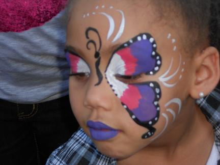 Hire mi mi face painter in houston texas for Cheap face painting houston