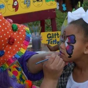 Mi Mi - Face Painter in Houston, Texas