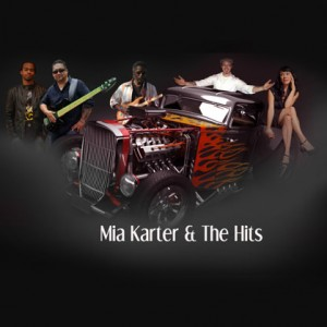 Mia Karter & The Hits - Dance Band / Jazz Singer in Yorba Linda, California