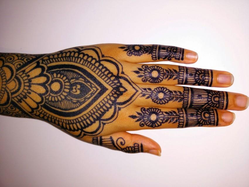 Henna Tattoo Miami : Henna artist miami makedes