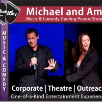 Michael and Amy - Dueling Pianos / Comedy Show in Denver, Colorado