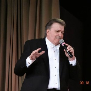 "Michael Angiolillo  ""The Italian Crooner"" - Crooner / Voice Actor in Broomfield, Colorado"