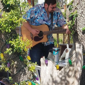 Michael BB Cannon - Singing Guitarist / Acoustic Band in Panama City Beach, Florida