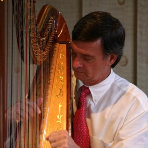 Michael Berkley Willis - Harpist in Lenoir, North Carolina