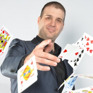 Michael Bourada, Magician - Magician / College Entertainment in Ottawa, Ontario