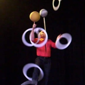 Michael Chirrick - Juggler / Circus Entertainment in Branson, Missouri