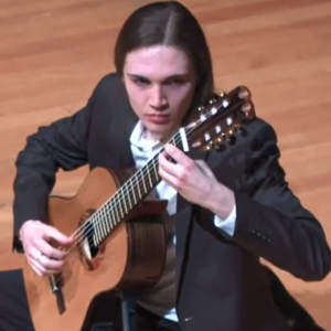 Michael Bunny - Classical Guitarist in Buffalo, New York