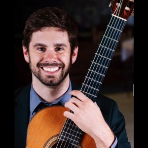 Michael Cohen, Classical Guitarist