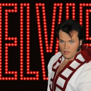 Michael Cullipher - Elvis Impersonator in Sallisaw, Oklahoma