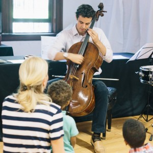 Michael Dahlberg - Cellist / String Trio in San Jose, California