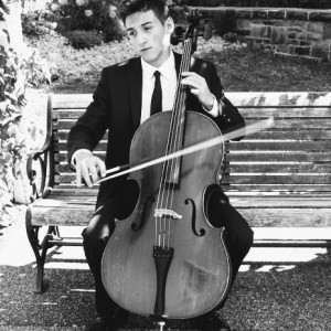 Michael Frontz- Cellist - Cellist in Boston, Massachusetts