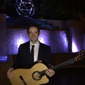 Michael Haney - Classical Guitarist in Las Vegas, Nevada