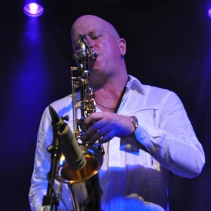 Michael J. McDaniel - Saxophone Player in Bowling Green, Ohio