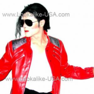 Michael Jackson, Johnny Depp Impersonator/Lookalike