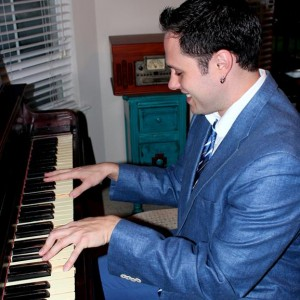 Michael J.P. Gibson - Singing Pianist in Sugar Land, Texas