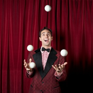 Michael Karas, World-Class Juggler - Juggler / Interactive Performer in Brooklyn, New York