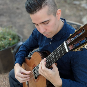 Michael Keplinger - Classical Guitarist / Wedding Musicians in San Antonio, Texas