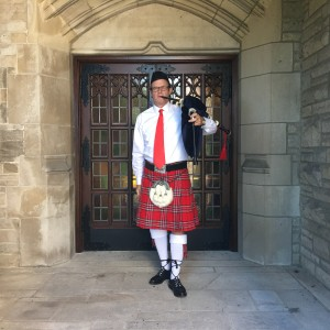 Michael Lornie - Bagpiper in Salt Lake City, Utah