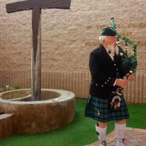 Michael McGee - Bagpiper in Phoenix, Arizona
