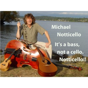 Michael Notticello - Singing Group in Seattle, Washington