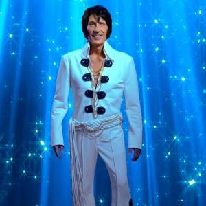Michael Paul is Elvis