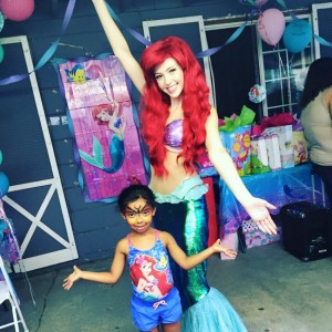 Michael Paul's Entertainment 2 - Princess Party in Riverside, California